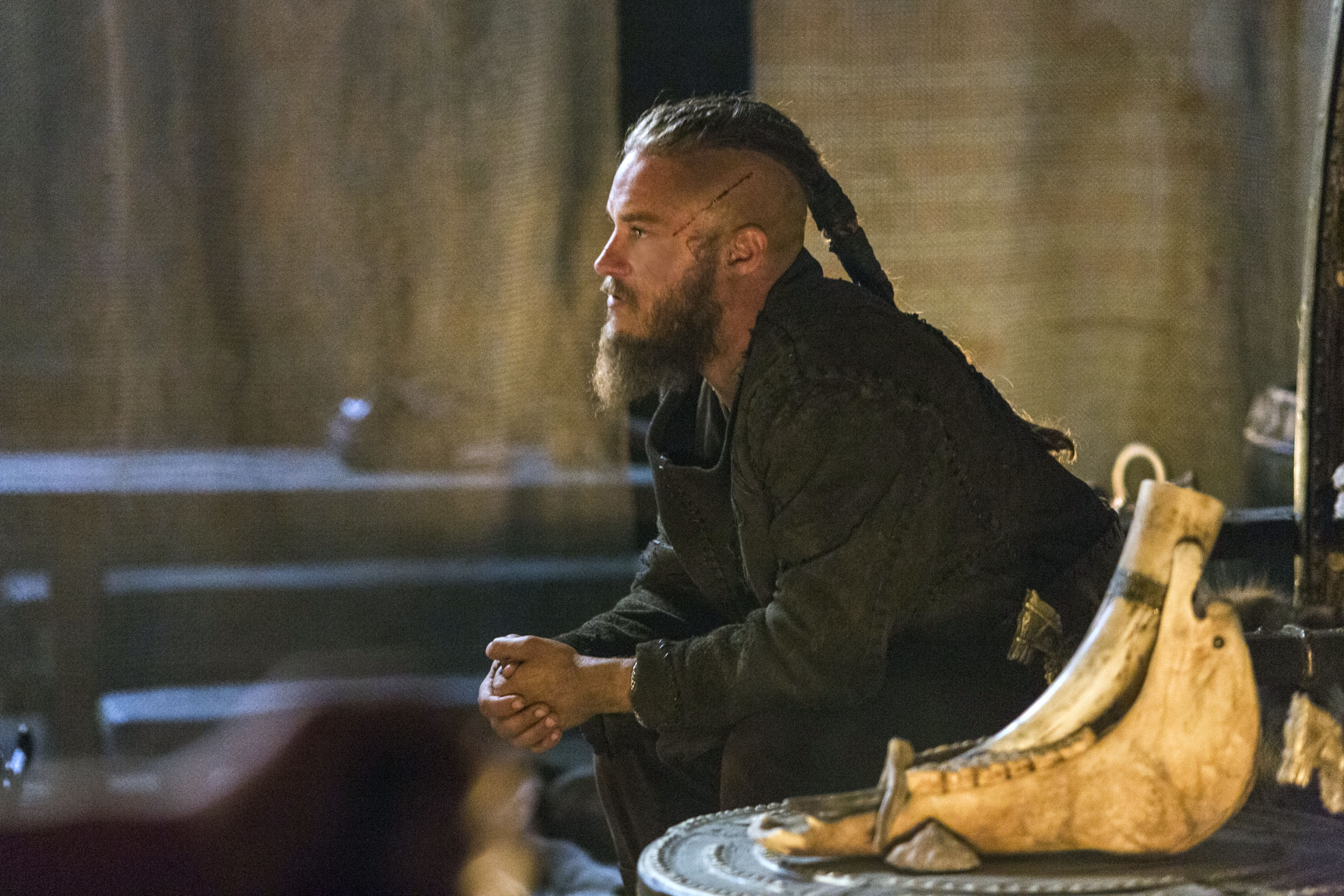 """Vikings """"Answers in Blood"""" (2x05) promotional picture"""