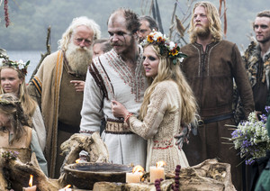 "Vikings ""Blood Eagle"" (2x07) promotional picture"