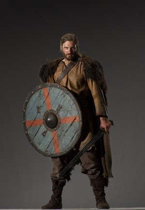 Vikings Season 1 Rollo official picture