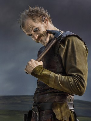 Vikings Season 2 Floki official picture
