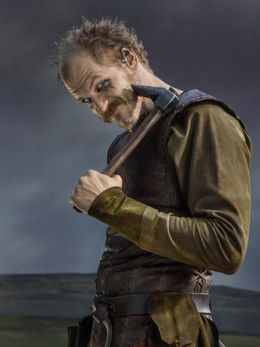 Vikings Hintergrund called Vikings Season 2 Floki official picture