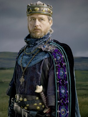 Vikings Season 2 King Ecbert official picture