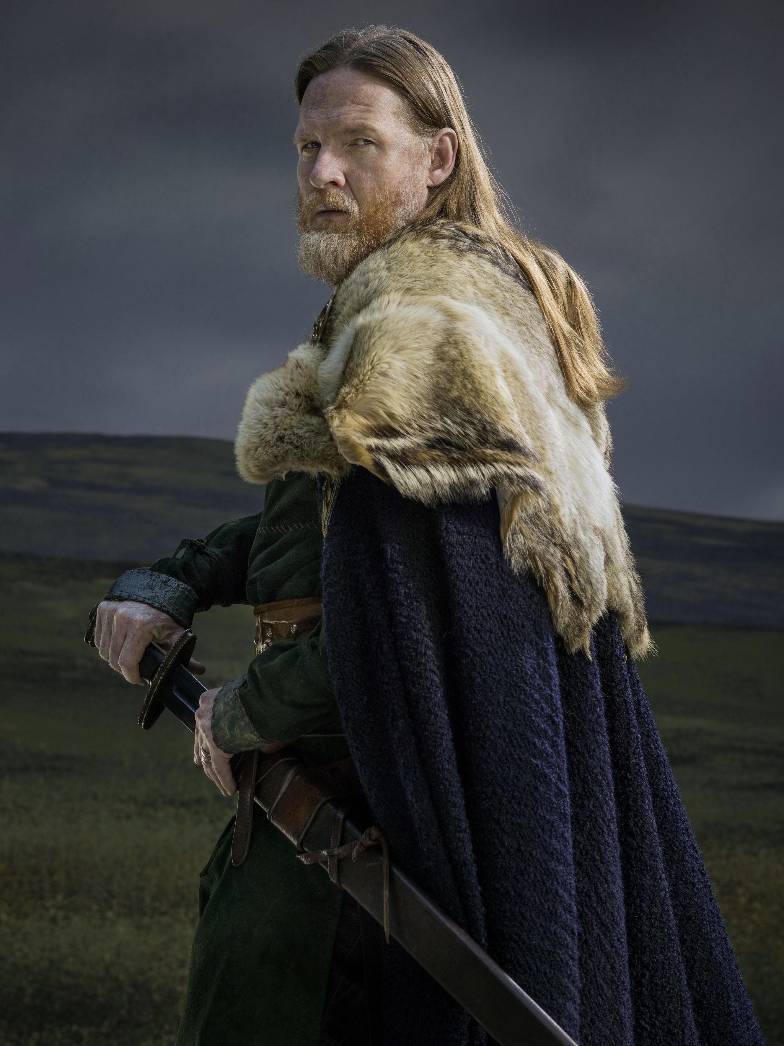 Vikings Season 2 King Horik official picture