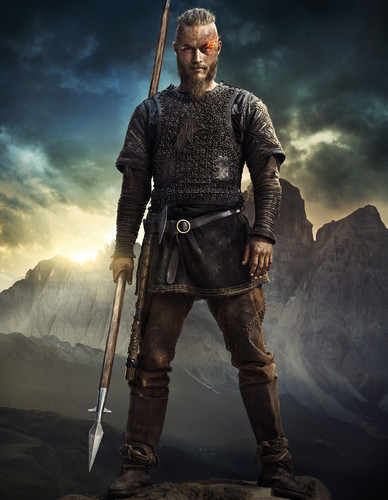 vikingos (serie de televisión) wallpaper called Vikings Season 2 Ragnar Lothbrok official picture