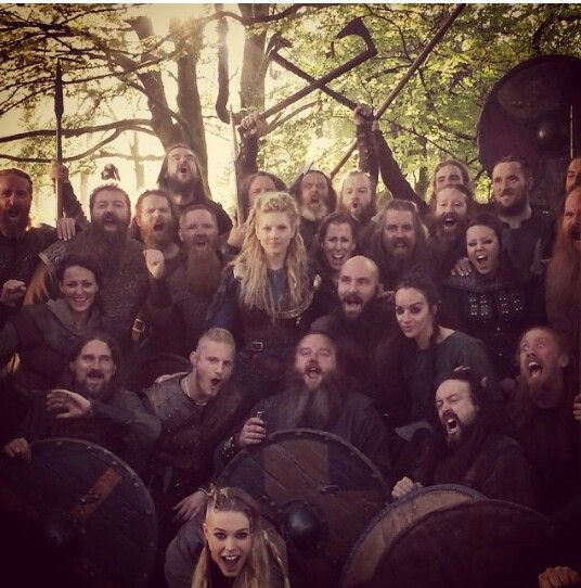 Vikings season 3 filming picture