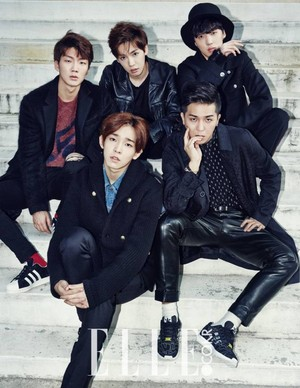 WINNER for 'ELLE'