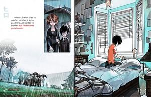 Walt Disney Book imej - Cass Hamada & Hiro Hamada