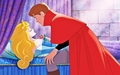 Walt Disney Book Images - Princess Aurora & Prince Phillip
