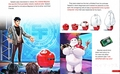 Walt Disney Book afbeeldingen - Tadashi Hamada, Baymax & Fred