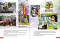 Walt Disney Book Images - Tadashi Hamada, Fred, Honey Lemon, Go Go Tomago, Hiro Hamada & Wasabi