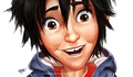 Walt Disney Fan Art - Hiro Hamada - walt-disney-characters fan art