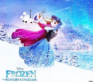 Walt Disney Posters - Frozen