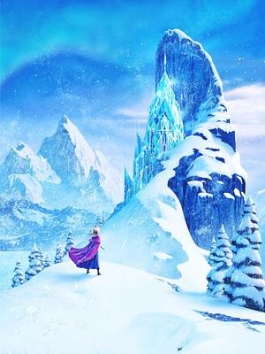 Walt Дисней Posters - Холодное сердце