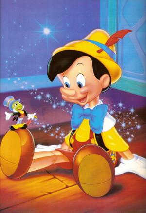 Walt डिज़्नी Posters - Pinocchio