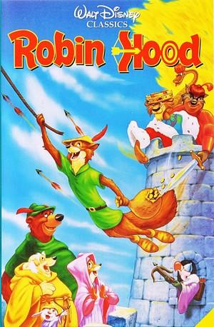 Walt डिज़्नी Posters - Robin हुड, डाकू