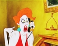 Walt Disney Production Cels - Madame Medusa
