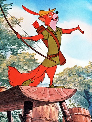 Walt Disney Production Cels - Robin kofia