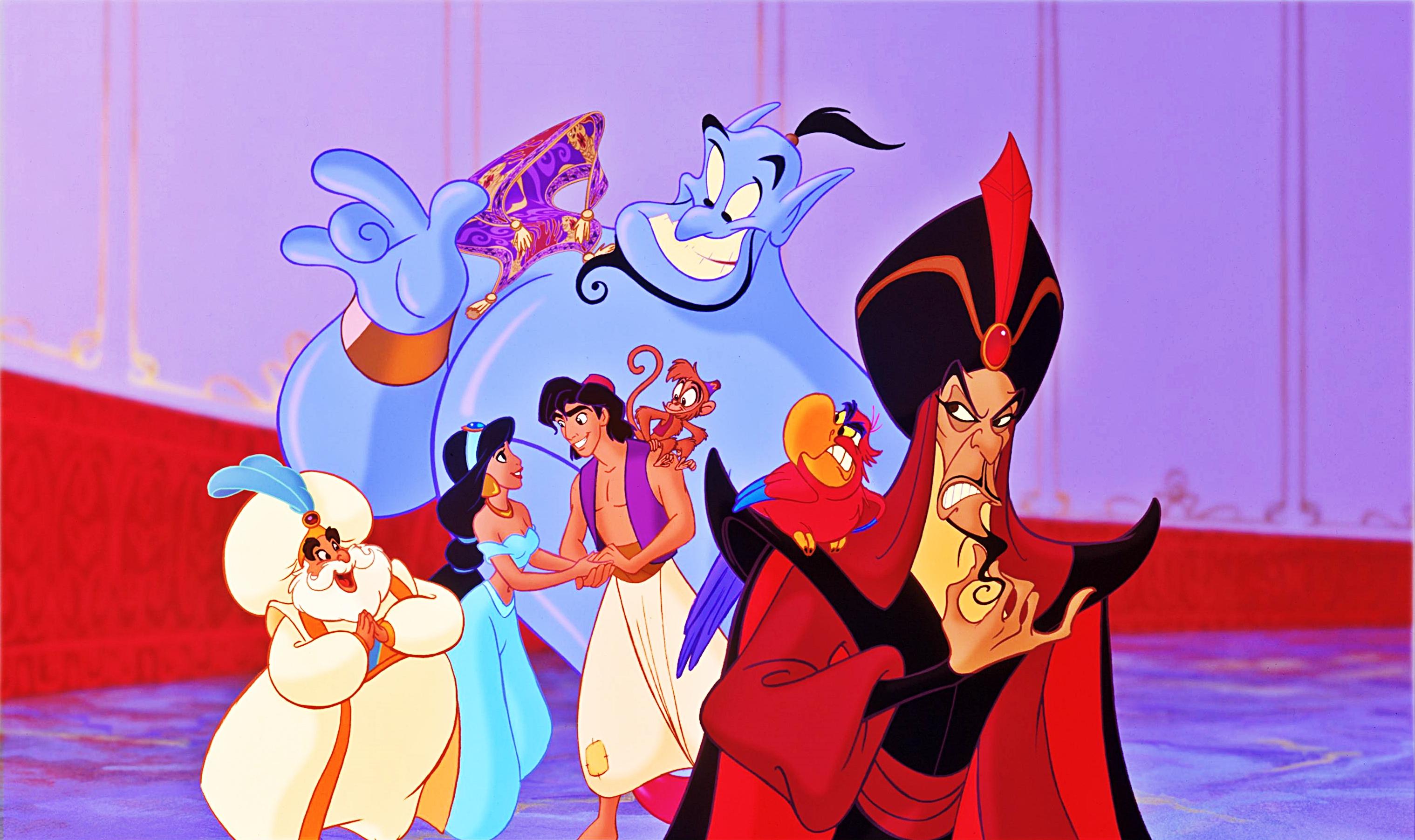 Walt Disney Production Cels