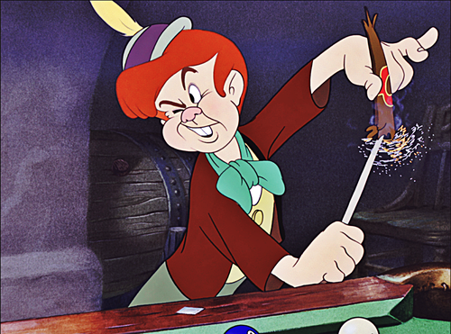 Classic Disney wallpaper containing anime titled Walt Disney Screencaps - Lampwick