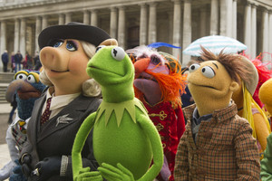 Walter and the Muppets