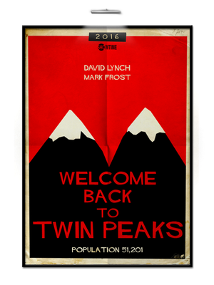Welcome back to Twin Peaks