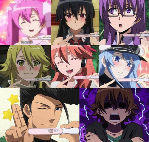 Akame Ga Kill! Images What Have Toi Done, Tatsumi? HD Fond