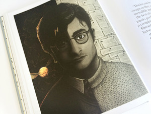 What i l'amour About Movies,Book (Featured Daniel Radcliffe) (fb.com/DanielJacobRadcliffeFanClub)
