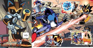 Who hates Shard the Metal Sonic