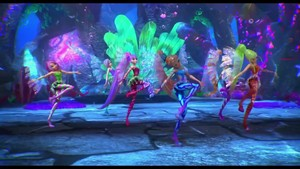 Winx Club New Movie Musica Video immagini