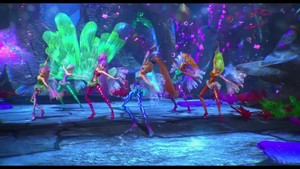 Winx Club New Movie musique Video images