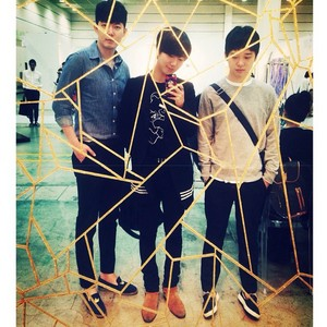 Yesung Instagram Update 140928