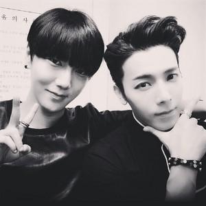 Yesung Instagram Update 141015