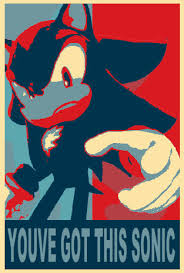 Du Got This Sonic!