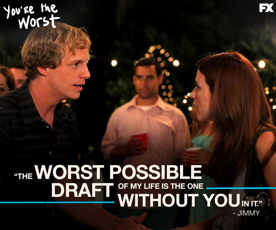 You´re the Worst