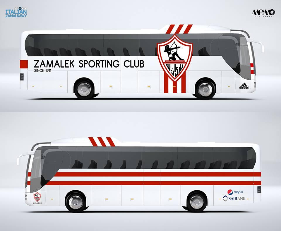 zamalek images ZAMALEK SPORTING CLUB BUS HD wallpaper and background ...