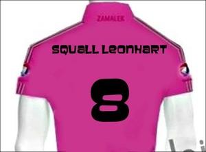 ZAMALEK SQUALL LEONHART