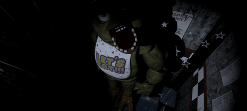 Five Nights at Freddy's پیپر وال called chica