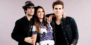 comic con 2014 the trio