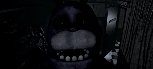Five Nights at Freddy's پیپر وال entitled creepy