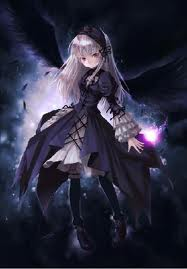 dark evil angel
