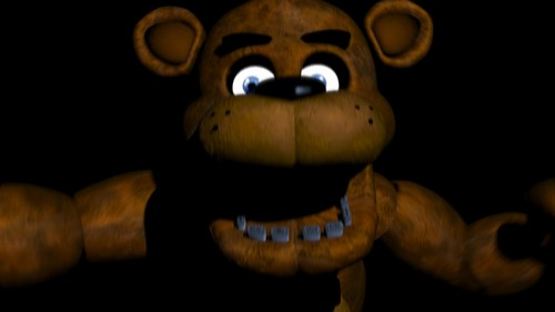 Five Nights at Freddy's wallpaper entitled freddie