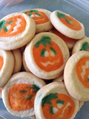 halloween koekjes, cookies