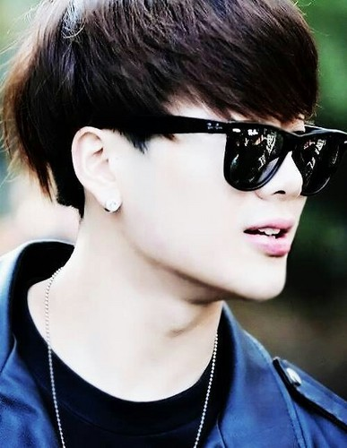 GOT7 দেওয়ালপত্র containing sunglasses called hot Jackson❤ ❥