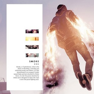 inFAMOUS: Second Son | Smoke