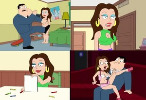 kat Dennings in american dad