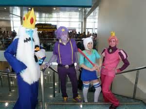 land of Ooo snd Aaa cosplay