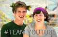 megan and joey - joey-graceffa photo