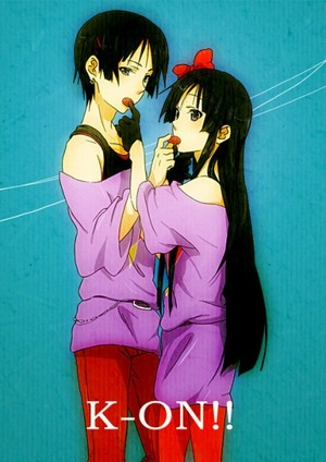 mio and her genderbend