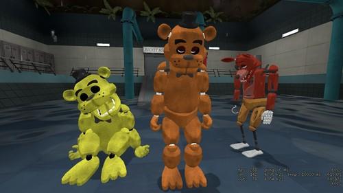 Five Nights At Freddy's hình nền entitled mmmmmmm