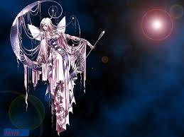 Moon fairy anime